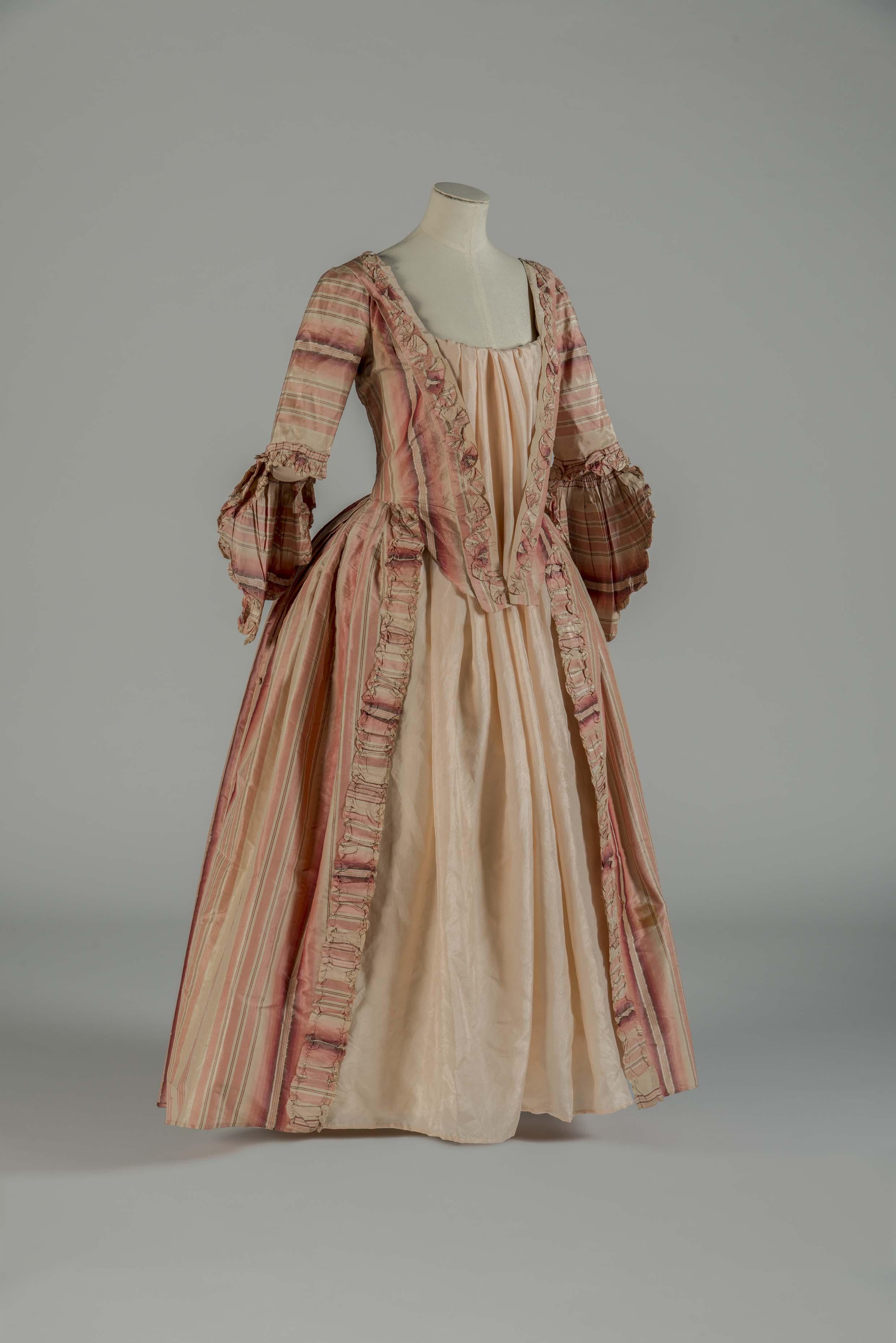 18th century european fashion