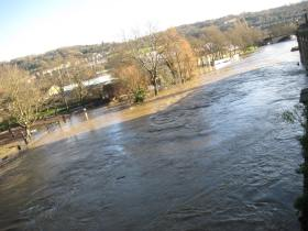 Pulteney Weir is in here somewhere!