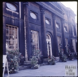 The Pump Room in mid 1970's. It had been cleaned by 1979.