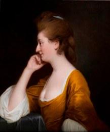 Elizabeth Balguy by Joseph Wright of Derby.