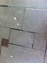 Paving stones in Milsom Street
