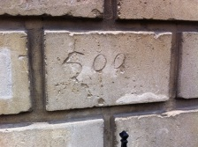 Inscription spotted on Great Pulteney Street
