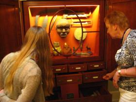 The Cabinet of Curiosities at No 1 Royal Crescent