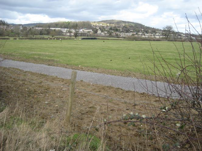 Batheaston cycleway link to Bathampton to open lateMay?
