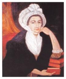 Selina Hastings, Countess of Huntingdon.