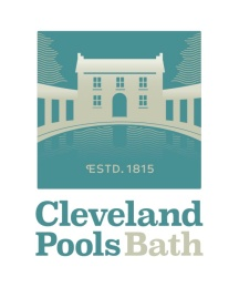 The new logo for Cleveland Pools