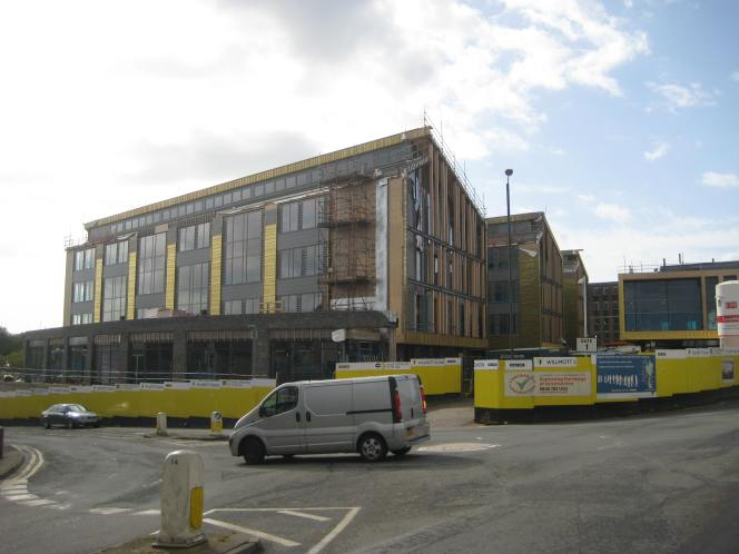 Keynsham Civic Centre opens in October