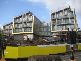 The new Keynsham Civic Centre
