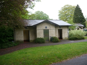 The existing facilities in Sydney Gardens