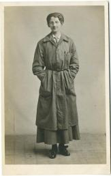 Betty the munitioned 1917 © Bath Record Office