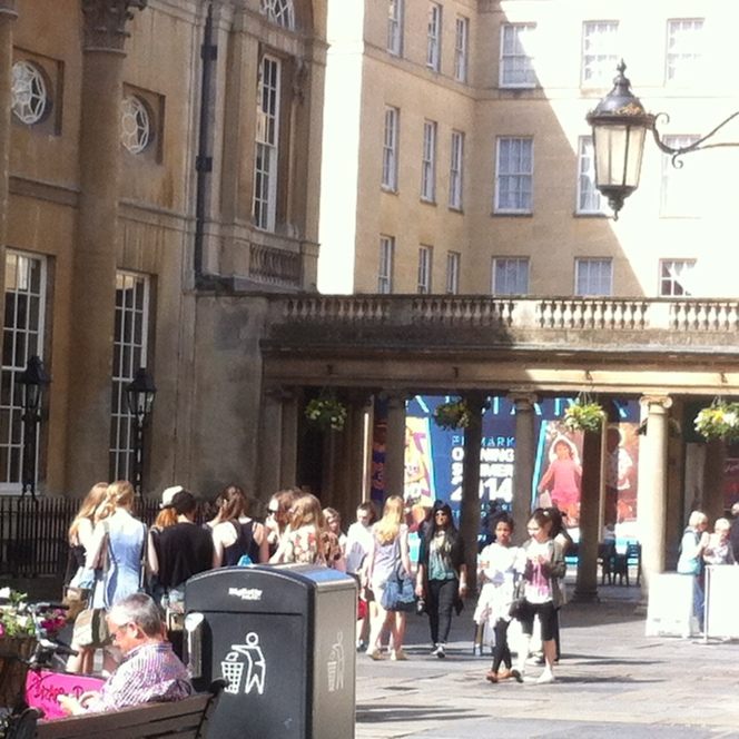 Bath Chinese tourist boost expected