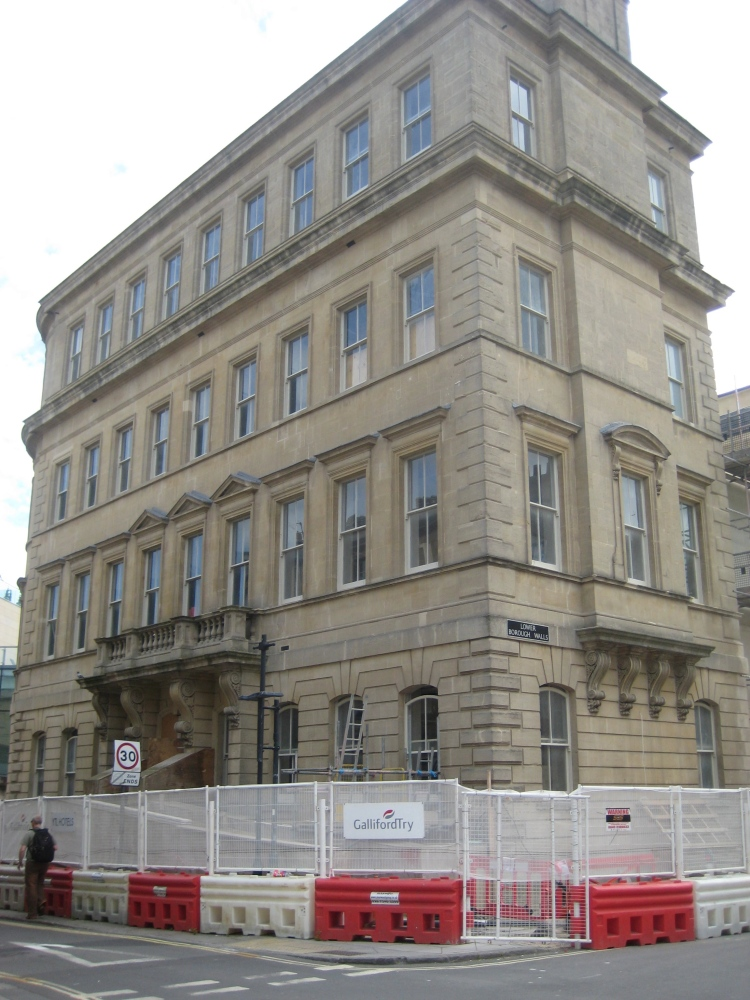 Gainsborough Hotel opening could be Easter 2015? (1/2)