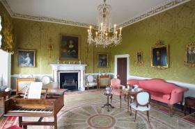 Interior at No 1 Royal Crescent