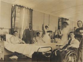 War hospital © Bath Record Office