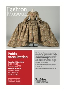 What future for Bath's Fashion Museum?