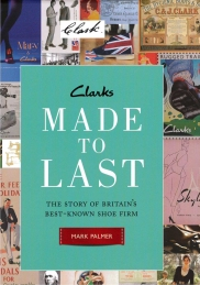 Mr Palmer's latest book on the history of Clarks Shoes