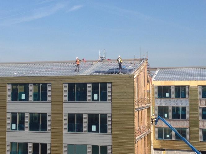 New Keynsham Civic Centre to include solarpower