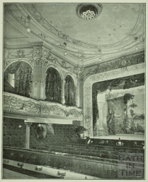 The Lyric Theatre from 1897. © Bath in Time
