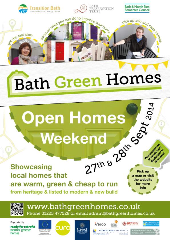 Bath's Green Homes