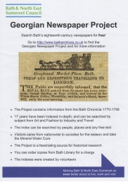 Georgian NewspaperProject
