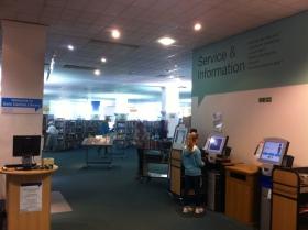 Bath Central Library