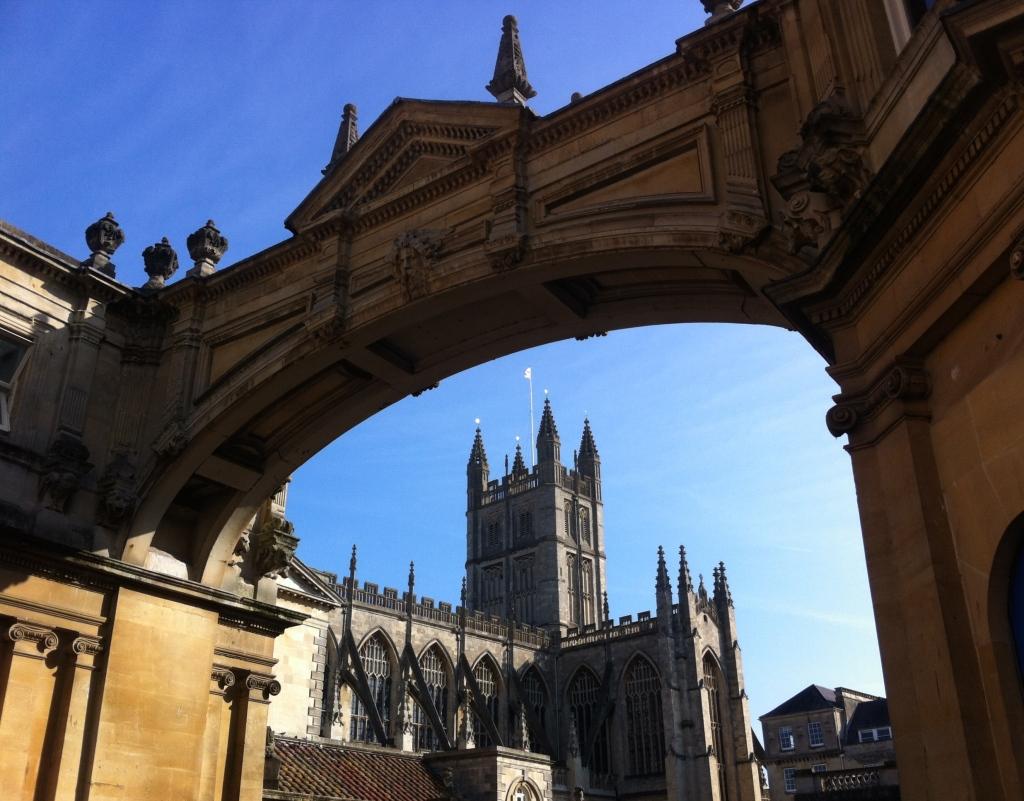 Milestone\' charity grant for Roman Baths Archway Project – BATH NEWSEUM