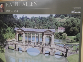 The legacy of quarry owner Ralph Allen.