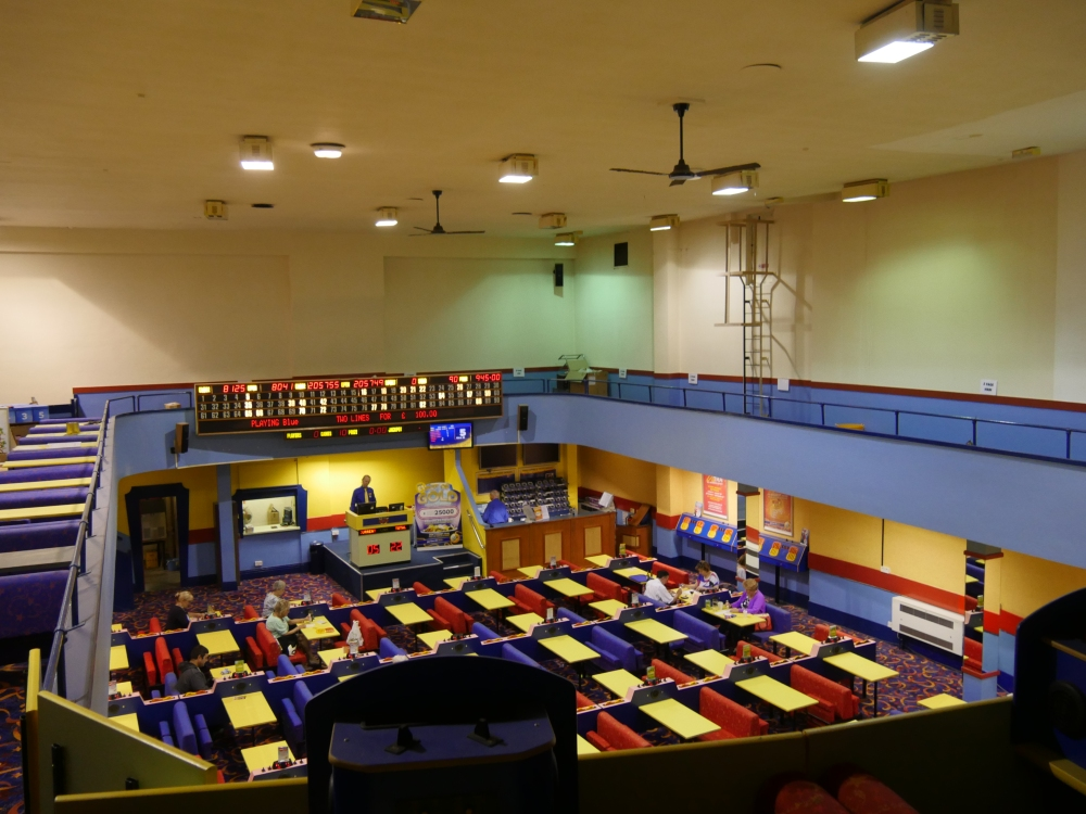 Final calls for Bath bingo hall. (6/6)