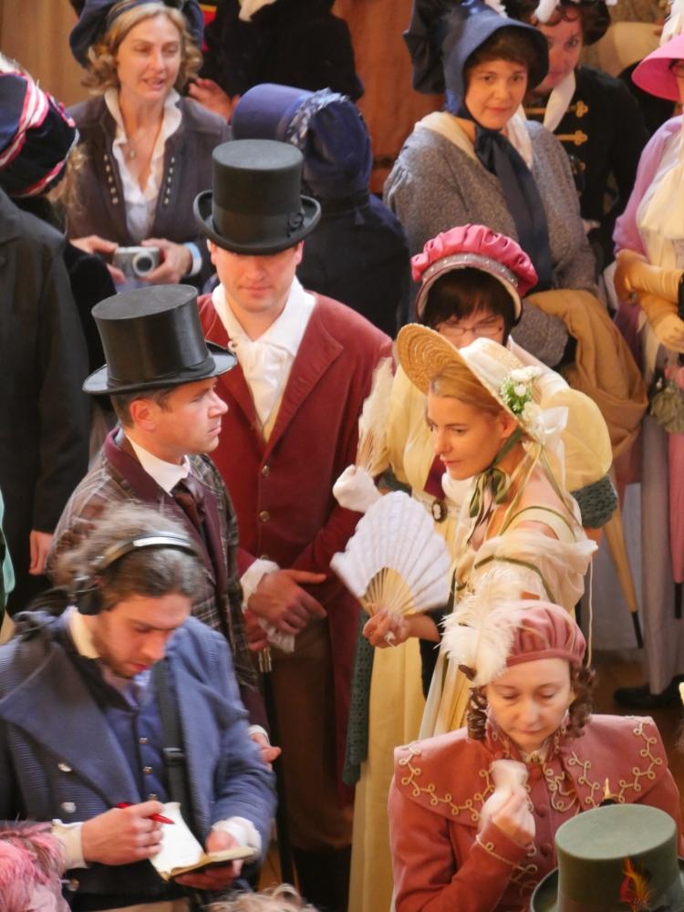 Most successful Austen Festival to date! (3/5)
