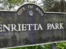 A Hussar and a park calledHenrietta.