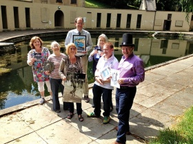 Meet the trustees and learn more about the fascinating history of the pools.