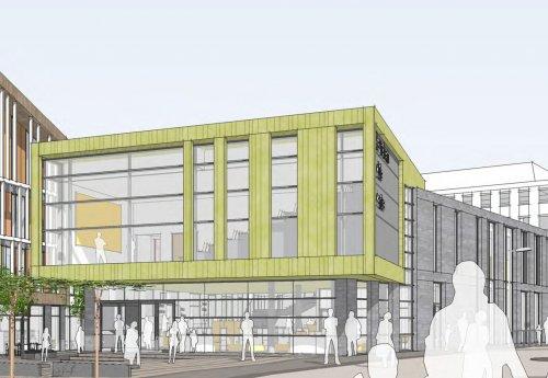 Keynsham's new One Stop Shop openstoday.