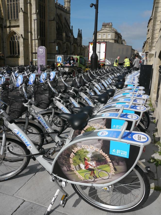 Bike users exceedtargets.