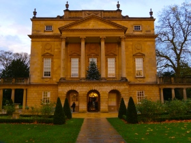 The Holburne Museum celebrating its centenary in 2016.