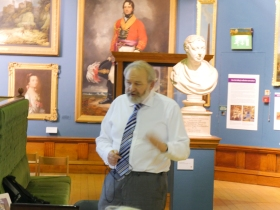 Stephen Clews - Manager of the Roman Baths and Pump Room.
