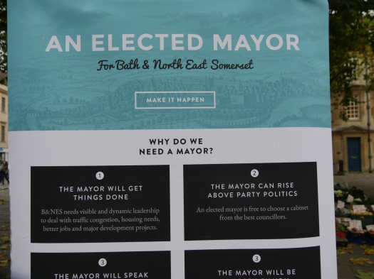 elected mayor