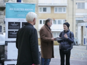 Recent campaigning in Bath.
