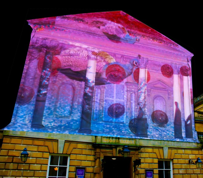 January light show to keep Bath streets sparkling!