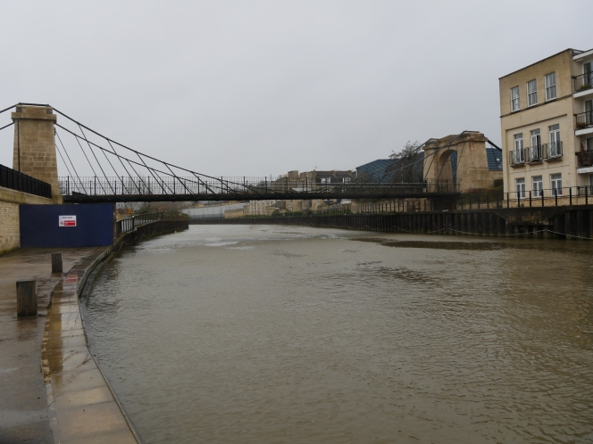 Bath bridge to get art honour.