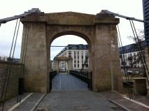 Pathway problems for restored VictoriaBridge