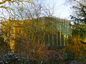 The Holburne extension