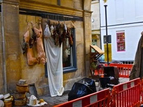 This was a butchers shop?