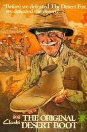 Clark's vintage desert boot.
