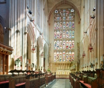 Prayers for Bath Abbey court hearing.