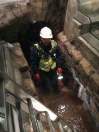 Investigating the Roman drain