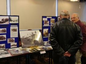Eric Miles Somerdale railway display