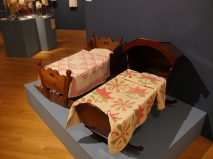 A textile tour from cradle to grave at American Museum.