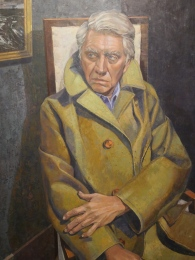 The portrait of Don McCullin