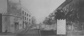 Grosvenor Toll House 1862