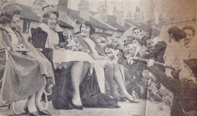 Larkhall Carnival memories